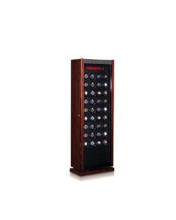 Avanti 48 Watchwinder in a Brazilian Rosewood Cabinet with Rotorwind Movement by Orbita: Watches