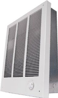 Qmark LFK404 Fan Forced Wall Heater   LFK Series Navajo White   Electric Space Heaters