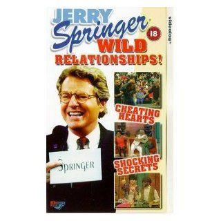 Jerry Springer   Wild Relationships Jerry Springer Movies & TV