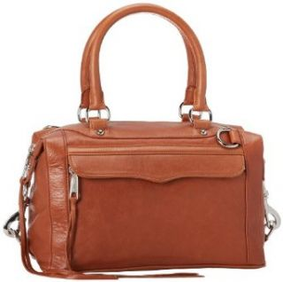 Rebecca Minkoff Mab Mini H403E001 Shoulder Bag,Almond,One Size: Clothing
