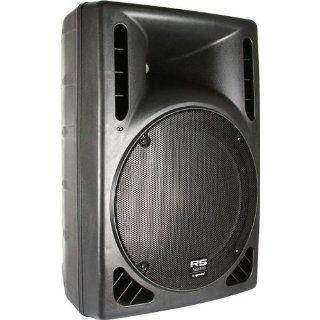 Gemini DJ RS 408 Powered Speaker Cabinet Musical Instruments