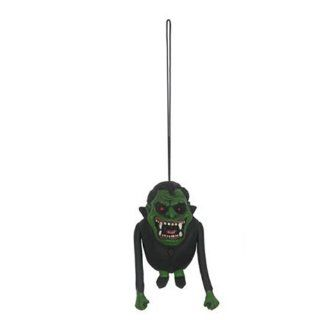Decoration Prop Small Hanging Green Zombie Green