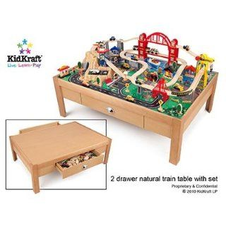 Extraordinary Kidkraft Metropolis Train Set Table With Trundle Sc 1 St Dining Table Set  sc 1 st  pezcame.com : dining table train set - Pezcame.Com
