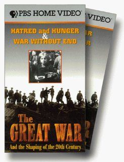 The Great War and the Shaping of the 20th Century [VHS]: Judi Dench, Salome Jens, J�rgen Prochnow, Michael York, Tim Pigott Smith, Ian Richardson, Jay Winter, Rene Auberjonois, Leslie Caron, Ralph Fiennes, Rupert Graves, Jeremy Irons, Stephen Haggard, K�th