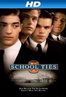 School Ties [HD]: Brendan Fraser, Matt Damon, Chris O'Donnell, Randall Batinkoff:  Instant Video