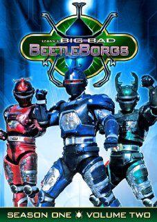 Big Bad Beetleborgs Season 1, Vol. 2 Wesley Barker, Herbie Baez, Elisabeth Lund, John Putch Movies & TV