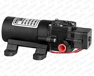 Pro Pump Diaphragm Pump 12v 35 PSI (Like Flojet LF122202A)   Sump Pumps