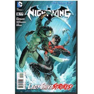 NIGHTWING # 14 DC Comic (Jan 2013) The New 52 Series: Books