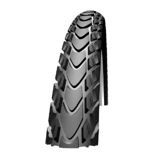 Schwalbe Marathon Mondial HS 428 RaceGuard City/Touring Bicycle Tire   Wire Bead: Sports & Outdoors