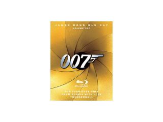 James Bond Blu ray Collection: Volume 2