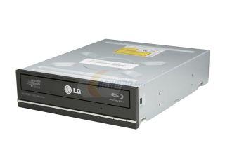 LG Black 10X BD ROM 16X DVD ROM SATA Internal Blu ray Disc Combo Model CH10LS20 OEM LightScribe Support   Blu Ray Drives