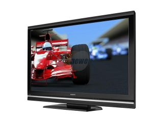 "Sony BRAVIA 40"" 1080p 120Hz LCD HDTV KDL 40V5100"