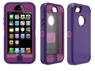 OtterBox Defender Series Case for iPhone 5 Black 77 21908
