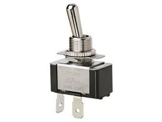 Ideal 774014 Heavy Duty Toggle Switch,Double Pole, Single Throw,On Off,Screw Termination