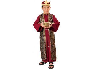 Three Wise Men Gaspar Deluxe Costume Child