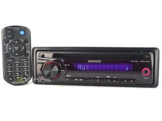 New Kenwood Kdc 152 In Dash Car Stereo Cd Player Am/Fm Car Radio Receiver Aux