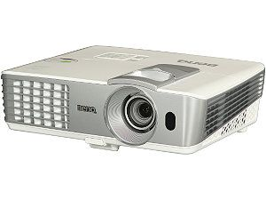 BenQ W1070 1920x1080 FHD 2000 ANSI Lumens, 16:9 Aspect Ratio, Dual HDMI Input, Smart Eco Tech, Built In 10W Speakers, Home Entertainment 3D Ready DLP Projector
