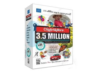 IMSI ClipArt&More 3.5 Million  Software