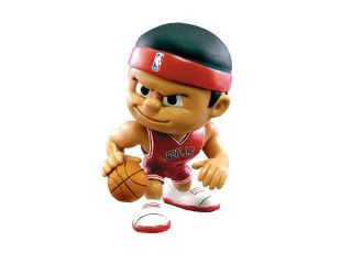 Party Animal LN2BUL Lil Teammates NBA Playmaker Series 2   Chicago Bulls   Pack of 3