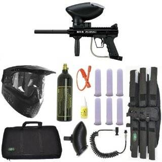 BT 4 Paintball Marker Gun ERC Rip Clip E Frame Sniper