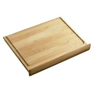 KOHLER K 5917 NA Countertop Hardwood Cutting Board: Home