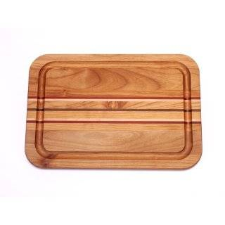 of the Woods of Oregon 11 Inch Round Cutting Board Kitchen & Dining