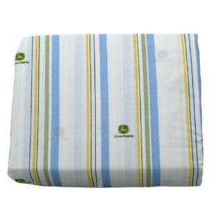 John Deere Bedding Boys Quilt and Sham Set, Twin Size: